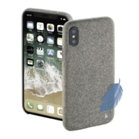 Hama Cozy Cover for Apple iPhone X/Xs, light grey