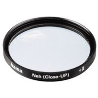 Hama close-up Lens, N2, 62,0 mm, Coated
