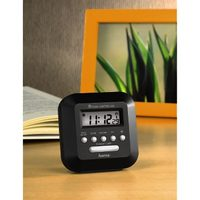 Hama RC 40 Radio Controlled Alarm Clock