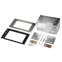 Hama double Din Radio Installation Kit for for Ford Focus, silver