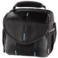 Hama canberra 110 Camera Bag, black/blue
