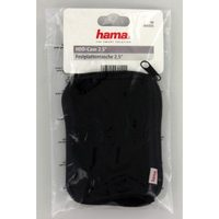 "Hama HDD Cover, neoprene, 2.5"", black"