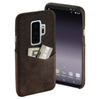 Hama Gentle Cover for Samsung Galaxy S9+, dark brown