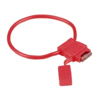 Hama security switch, red