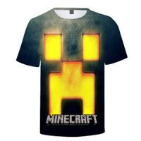 Triko MINECRAFT CREEPER