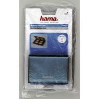 Hama Fancy Memory Card Case, blue
