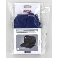 "Hama E.V.A. HDD Case 2,5"", blue"