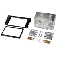 Hama double Din Radio Installation Kit for Audi A6, black