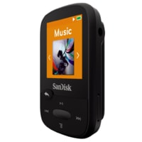 SanDisk MP3 Sansa Clip Sports 8 GB černý