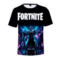 Triko FORTNITE 3D SEASON X BLACK
