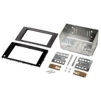 Hama double Din Radio Installation Kit for Ford Focus, anthracite