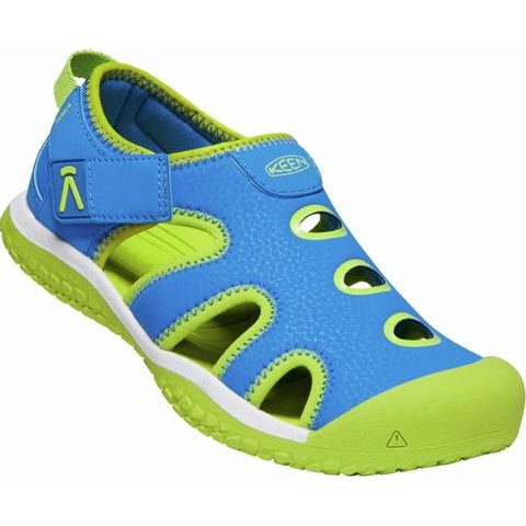 KEEN STINGRAY Y BRILLIANT BLUE/CHARTREUSE