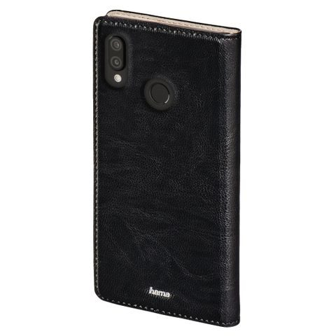 HAMA GUARD CASE BOOKLET FOR HUAWEI P20 LITE, BLACK