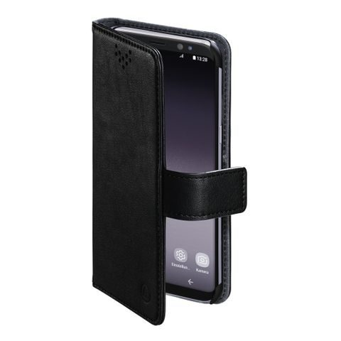 HAMA STAND-UP BOOKLET FOR SAMSUNG GALAXY S9, BLACK