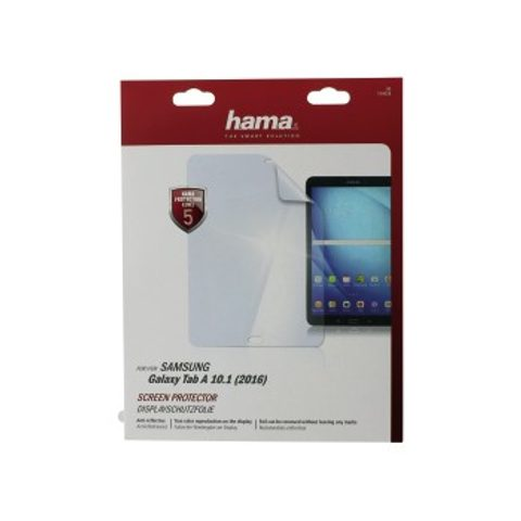 HAMA ANTI-REFLECTIVE DISPLAY PROTECTION FOR SAMSUNG GALAXY TAB A 10.1 (2016)