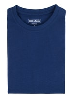 Porządny T-shirt® John & Paul - navy