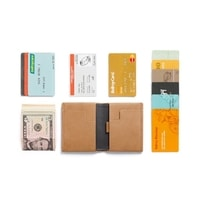 Bellroy Slim Sleeve – Tan