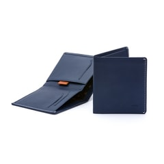 Bellroy Note Sleeve – Blue Steel
