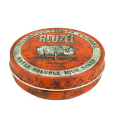 Reuzel Red Water Soluble High Sheen – pomada do włosów (113 g)