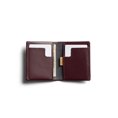 Bellroy Slim Sleeve - Wine