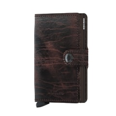 Secrid Miniwallet Dutch Martin - Cacao & Brown