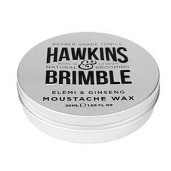 Wosk do wąsów Hawkins & Brimble (50 ml)
