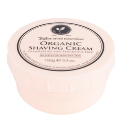 Krem do golenia Taylor of Old Bond Street – organiczny (150 g)