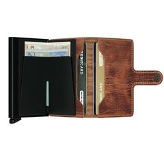 Secrid Miniwallet Dutch Martin - Whiskey