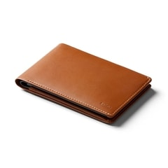 Bellroy Travel Wallet RFID – Caramel