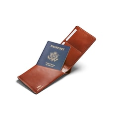 Bellroy Travel Wallet Designers Edition – Burnt Sienna