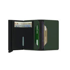 Secrid Slimwallet Matte - Green & Black