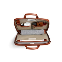 Torba na notebook Bellroy Laptop Brief Designers Edition - Burnt Sienna