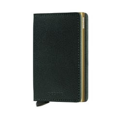 Secrid Slimwallet Rango - Green & Gold