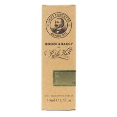 Olejek do brody Cpt. Fawcett Ricki Hall's Booze & Baccy (50 ml)