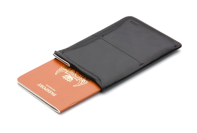 Bellroy Passport Sleeve – Black