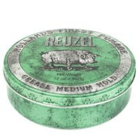 Reuzel Green Grease Medium Hold - pomadă pentru păr(340 g)