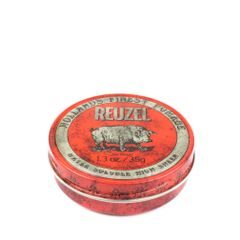 Reuzel Red Water Soluble High Sheen - pomadă pentru păr (35 g)