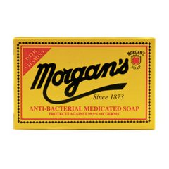 Săpun anti-bacterian cu igrediente medicinale Morgan's (80 g)