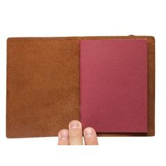 Traveler's Notebook - maro (Passport)