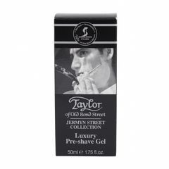 Gel pre-bărbierit Jermyn Street od Taylor of Old Bond Street (50 ml)