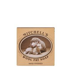 Săpun de baie Mitchell's Original Wool Fat (150 g)