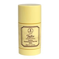 Săpun de ras Taylor of Old Bond Street Sandalwood - stick (75 ml)