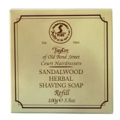 Săpun de ras Taylor of Old Bond Street - Sandalwood (100 g)
