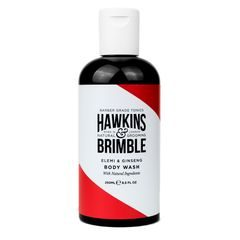 Gel de duș Hawkins & Brimble (250 ml)