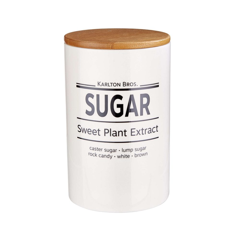 KARLTON BROS. Dóza na cukor 1,1 l