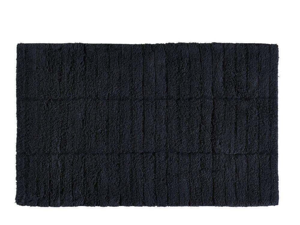 ZONE DENMARK Kúpeľňová predložka 50 x 80 cm - čierna