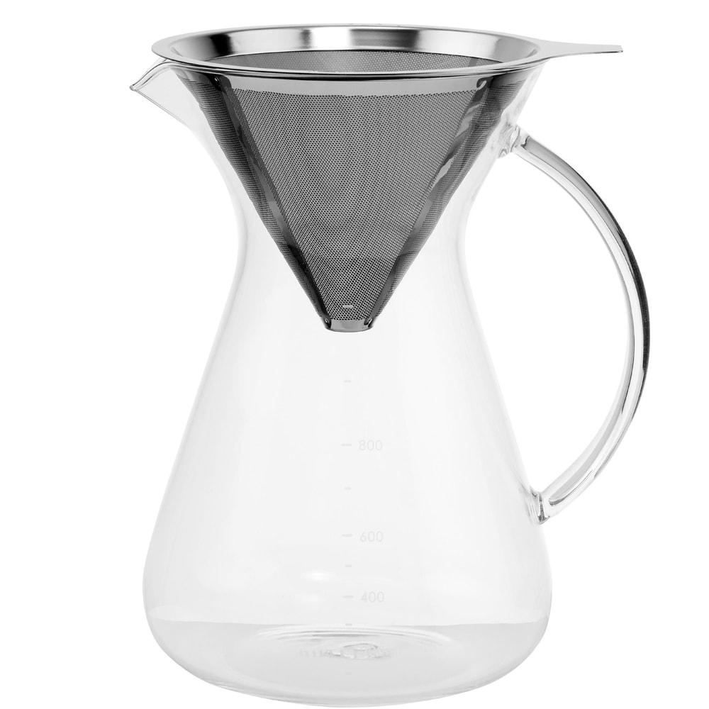 SLOW COFFEE Kanvica na prekvapkávanú kávu 900ml