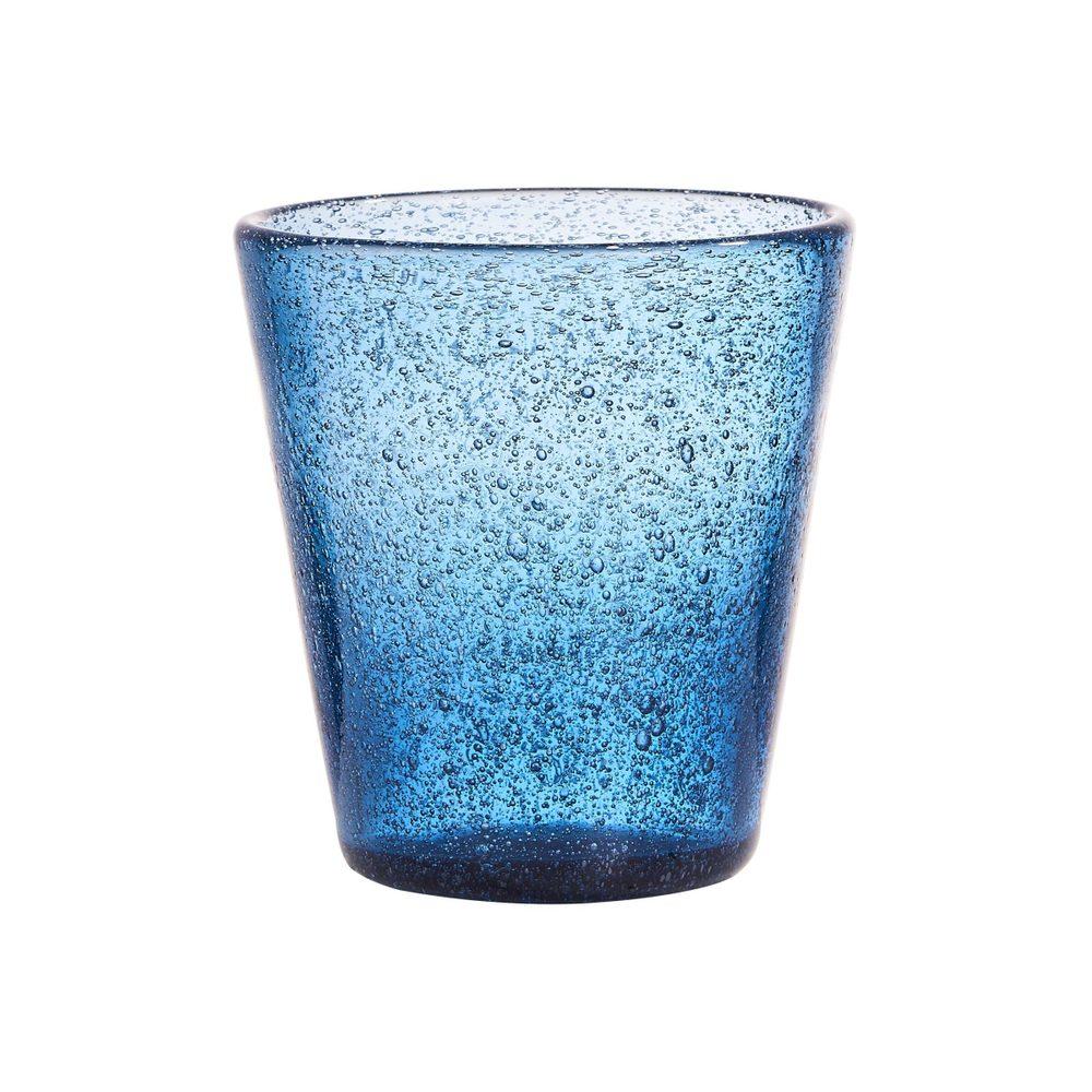 WATER COLOUR Pohár 290 ml - modrá