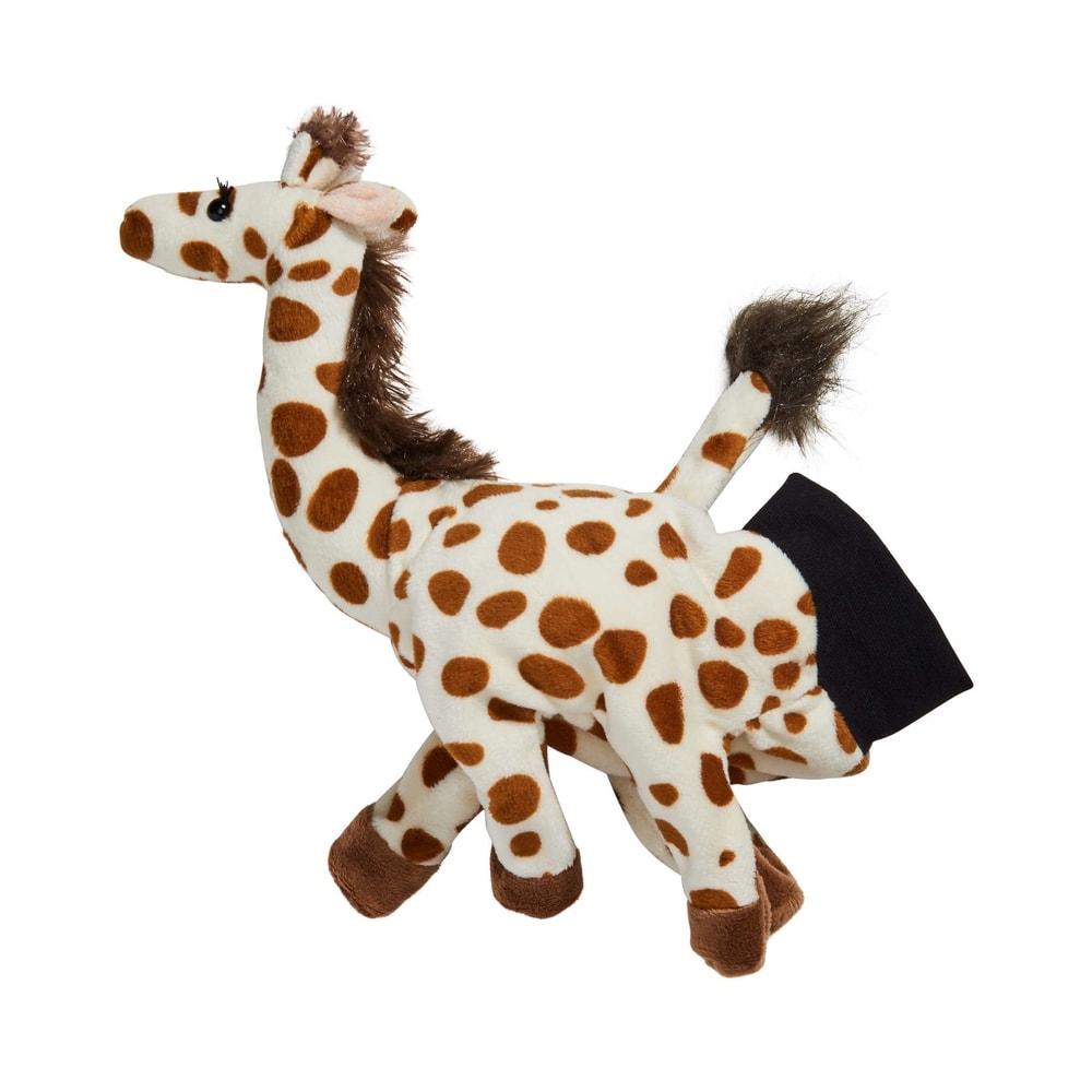 WILD GUYS Maňuška žirafa