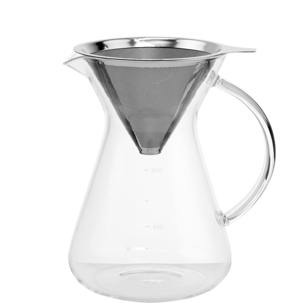 SLOW COFFEE Kanvica na prekvapkávanú kávu 600ml